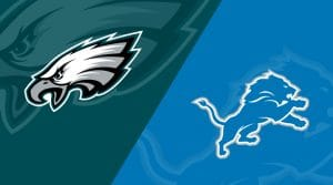 Detroit Lions at Philadelphia Eagles Matchup Preview 9/22/19: Analysis, Depth Charts, Daily Fantasy