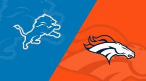 Detroit Lions @ Denver Broncos Matchup Preview 12/22/19: Analysis, Daily Fantasy