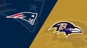 New England Patriots at Baltimore Ravens Matchup Preview 11/3/19: Analysis, Depth Charts, Daily Fantasy