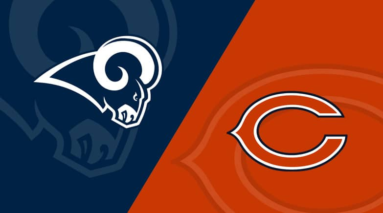 Chicago Bears Los Angeles Rams 11 17 19 Matchup