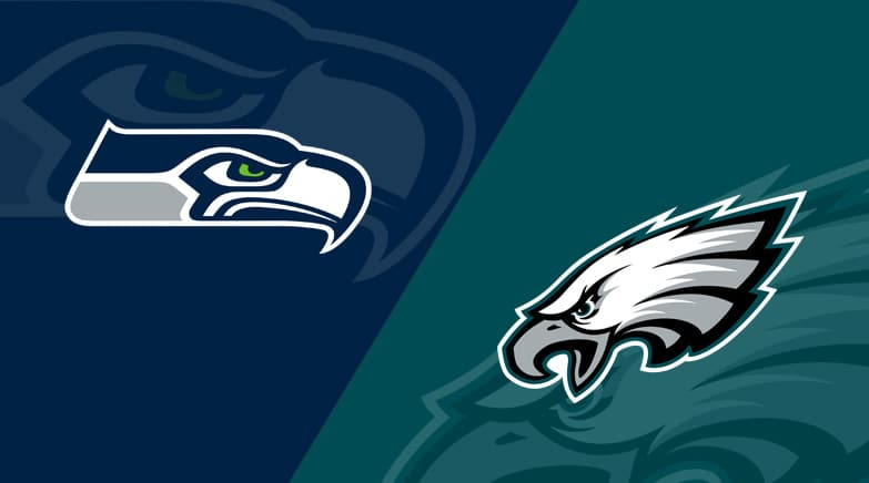 Seahawks Eagles