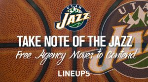 Be Sure to Take Note of the Utah Jazz: Lineup to Contend for a NBA Title