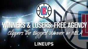 Winners and Losers From NBA Free Agency: Los Angeles Clippers Biggest Winner