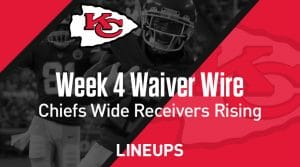 Week 4 Waiver Wire Pickups & Adds: Fantasy Football 2019