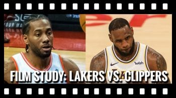 Film Study: X's and O's takeaways from Lakers/Clippers