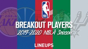 Top 5 Breakout Players for the 2019-20 NBA Season