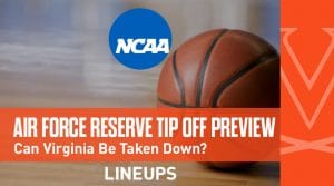 Air Force Reserve Tip-Off (11/23-24): Preview and Predictions