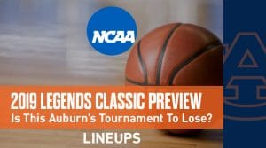 Legends Classic (11/25-26): Preview and Predictions