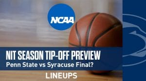 NIT Season Tip-Off (11/27-29): Preview and Predictions