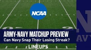 120th Army-Navy Game (12/14/19): Matchup Preview & Betting Pick