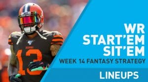 Week 14 WR Start, Sit Fantasy Strategy: Zach Pascal Can Deliver Again