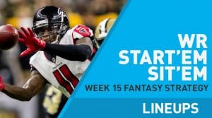 Week 15 WR Start, Sit Fantasy Strategy: Terry McLaurin In Plus Matchup