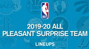 2019-20 NBA All-Pleasant Surprise Team