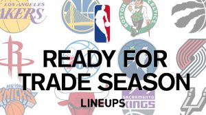 Who's Ready for NBA Trade Season?