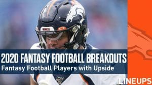 2020 Fantasy Football Breakout Players: Fant & Drake Draft Targets with Upside