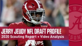 Jerry Jeudy Draft Profile 2020: Scouting Report + Video Analysis: #1 Wide Receiver Prospect