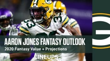 Aaron Jones Fantasy Football Outlook & Value 2020