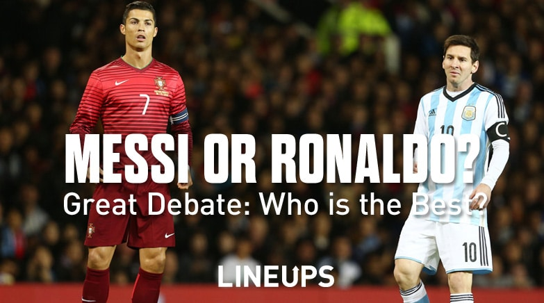 Who Is Better Messi Or Ronaldo The Great Debate Is Settled