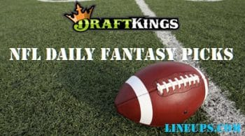 NFL DraftKings Picks Conference Championship Round