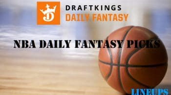 NBA DraftKings Picks 1/17/19