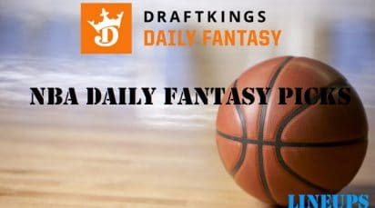 draftkings nba picks