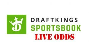 DraftKings Sportsbook Live Odds