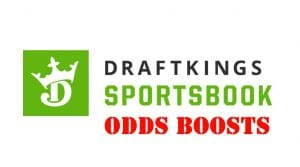 DraftKings Odds Boosts