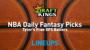NBA DraftKings DFS Lineup Picks 5/16/19