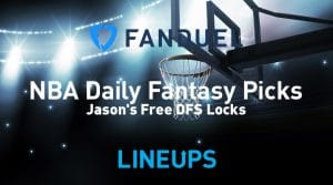FanDuel NBA Daily Fantasy Picks 3/7/19