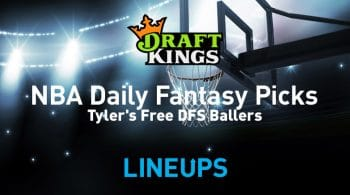 NBA DraftKings DFS Lineup Picks 4/26/19