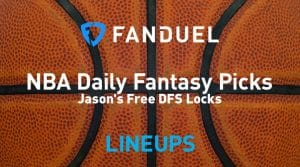 FanDuel NBA Daily Fantasy Picks 3/14/19