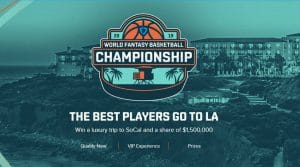 FanDuel's World Fantasy Basketball Championship – Live from Southern California