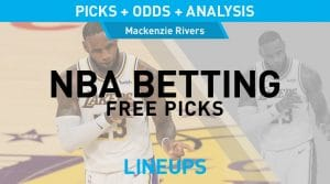 NBA Betting Picks with Lines & Odds – 4/24/19