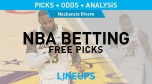 NBA Betting Picks with Lines & Odds – 3/15/19