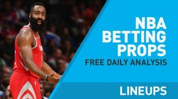 Free NBA Betting Props: Picks + Analysis 3/19/19