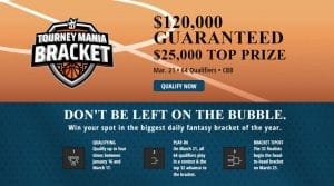 DraftKings March Madness Contest