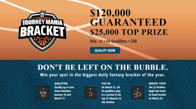 e18e8beed46 DraftKings March Madness Contest