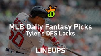 DraftKings MLB Daily Fantasy Picks 6/24/19