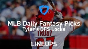 DraftKings MLB Daily Fantasy Picks 6/11/19