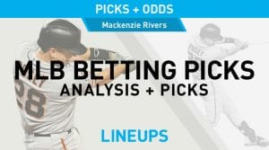 MLB Betting Picks with Lines & Odds 5/2/19