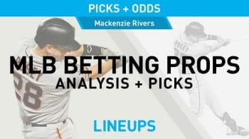 MLB Betting Picks with Lines & Odds – 4/25/19