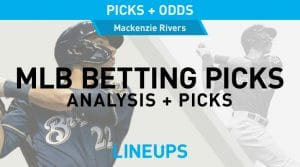 MLB FanDuel Sportsbook Betting Picks with Lines & Odds – 7/16/19