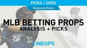 MLB FanDuel Sportsbook Betting Picks with Lines & Odds – 6/3/19