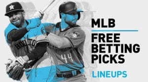 MLB FanDuel Sportsbook Betting Picks with Lines & Odds – 5/29/19