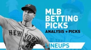MLB FanDuel Sportsbook Betting Picks with Lines & Odds – 7/25/19