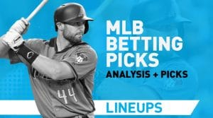 MLB FanDuel Sportsbook Betting Picks with Lines & Odds – 5/23/19