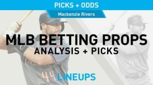 MLB Betting Picks with Lines & Odds – 5/7/19