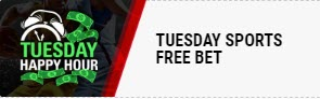 tuesday sports free bet