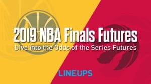 NBA Finals Future Odds on the Different Series Outcomes