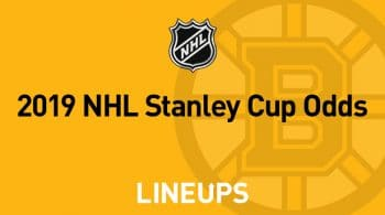 Odds to Win 2019 NHL Stanley Cup